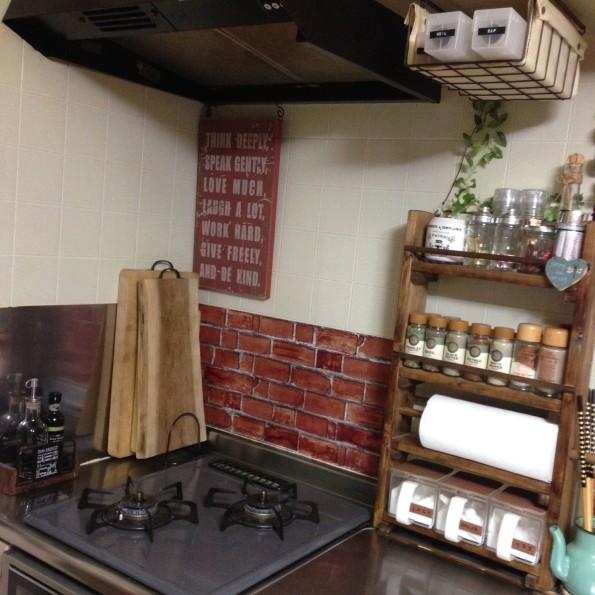 DIYインテリア-キッチン