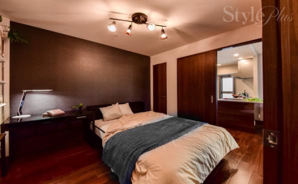 インテリアコーディネート|ベッドルーム|プレサンスロジェ丸の内