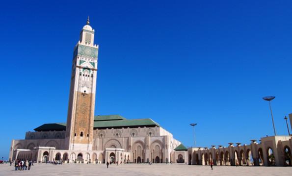 モロッコカサブランカイメージ