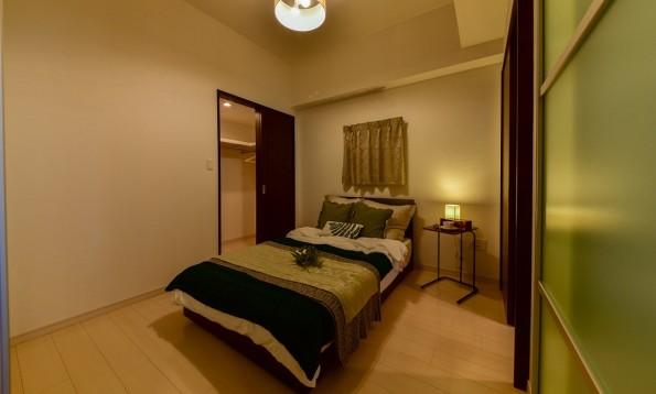 インテリアコーディネート|ベッドルーム|Ceres丸の内