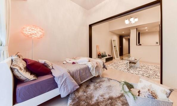 インテリアコーディネート|寝室|Ceres丸の内
