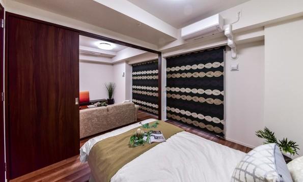 インテリアコーディネート 寝室