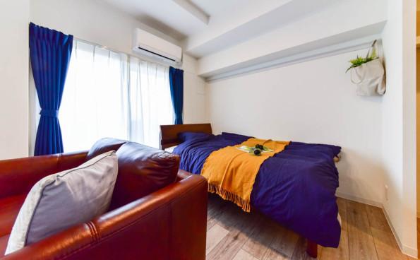 インテリアコーディネート 名古屋 Residence SUN. K ベッド