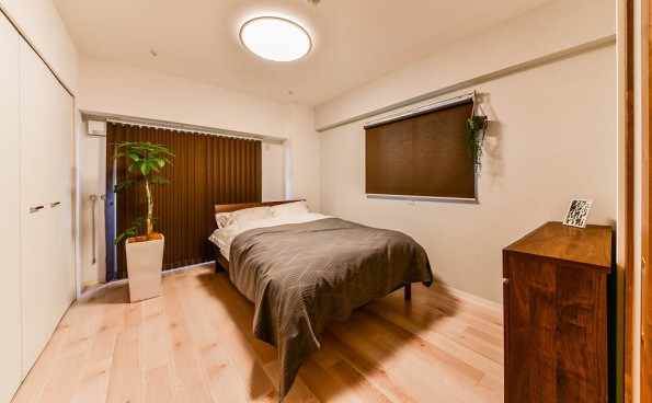 インテリアコーディネート|名古屋|Neplus T|寝室