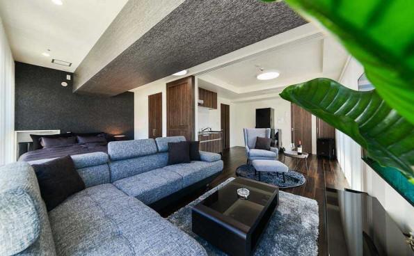 インテリアコーディネート|名古屋|さくらHills NISHIKI Platinum Residence|リビング