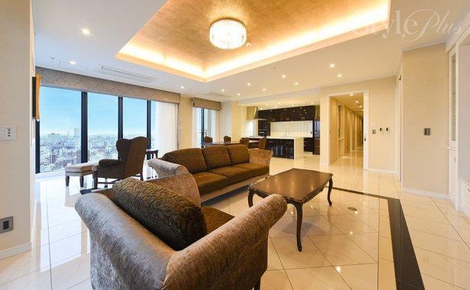 家具付き賃貸